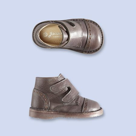 Cutest dressy booties for a baby boy from Jacadi.