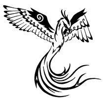 Tribal Phoenix 2 by onlyono