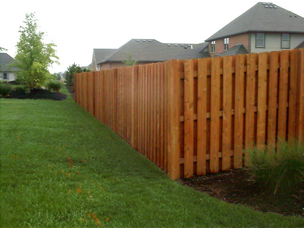 Types Of Wooden Fences For Backyard Diffe