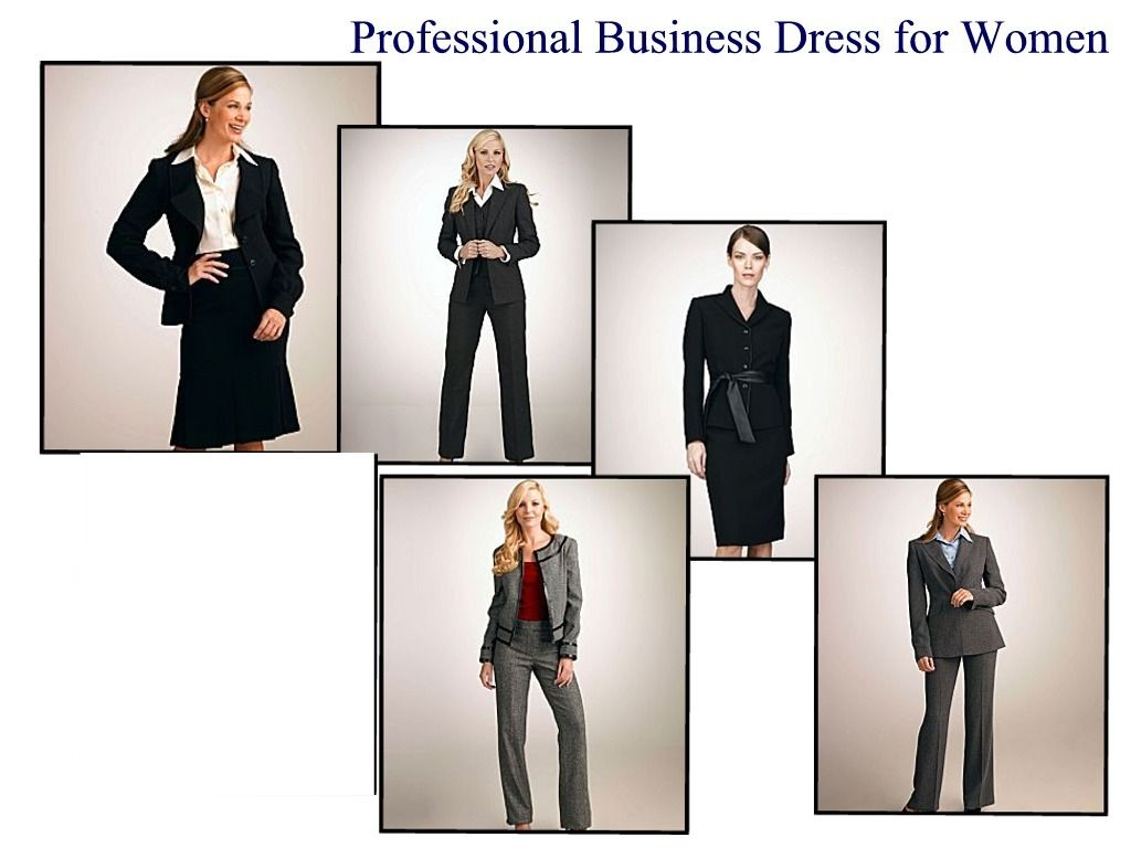 What To Wear To An Interview Professional Attire Business Dresses
