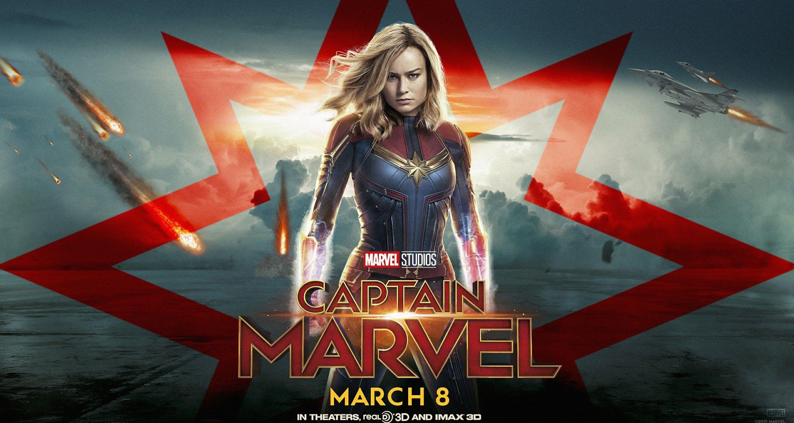 Captain Marvel Captain Marvel Ganze Filme Superhelden