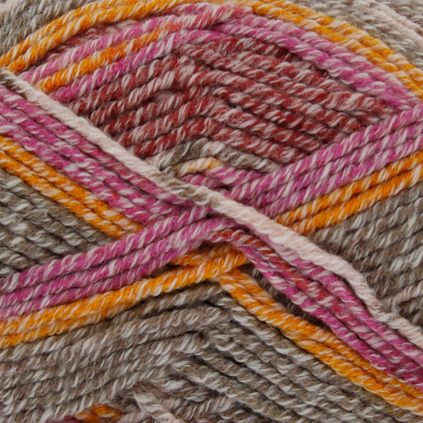 100g Ball Drifter Chunky Knitting Yarn King Cole Soft ...