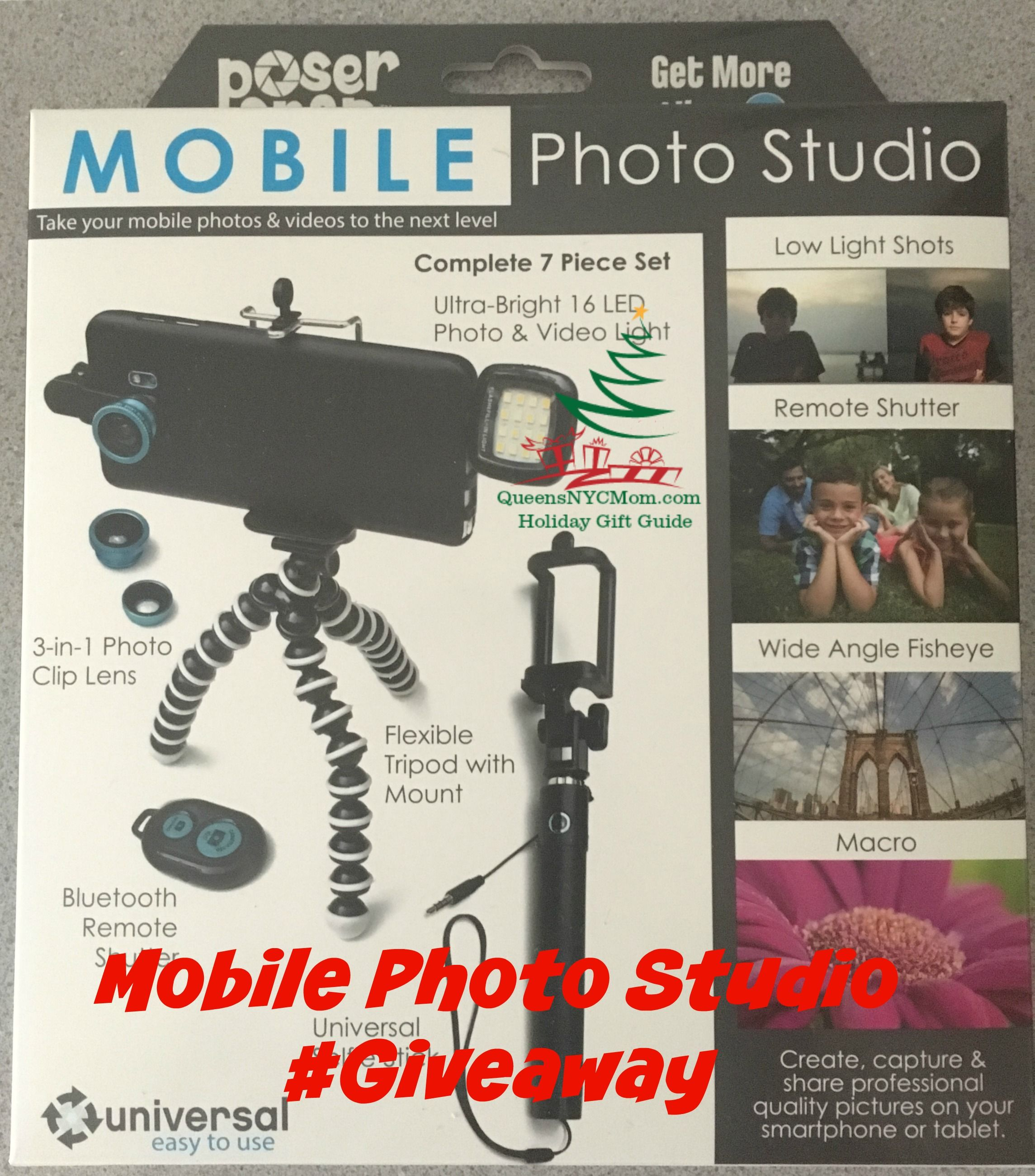 Review Posner Snap Mobile Photo Studio Giveaway Us 1221 Giveaway