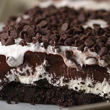 Chocolate Lasagna Recipe - CenterCutCook & ZipList