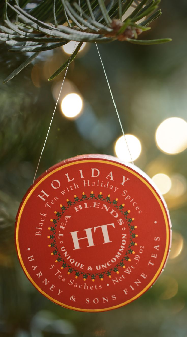 Holiday Tea Tagalong Harney Sons Holidays Tea Holiday Tea Sachets