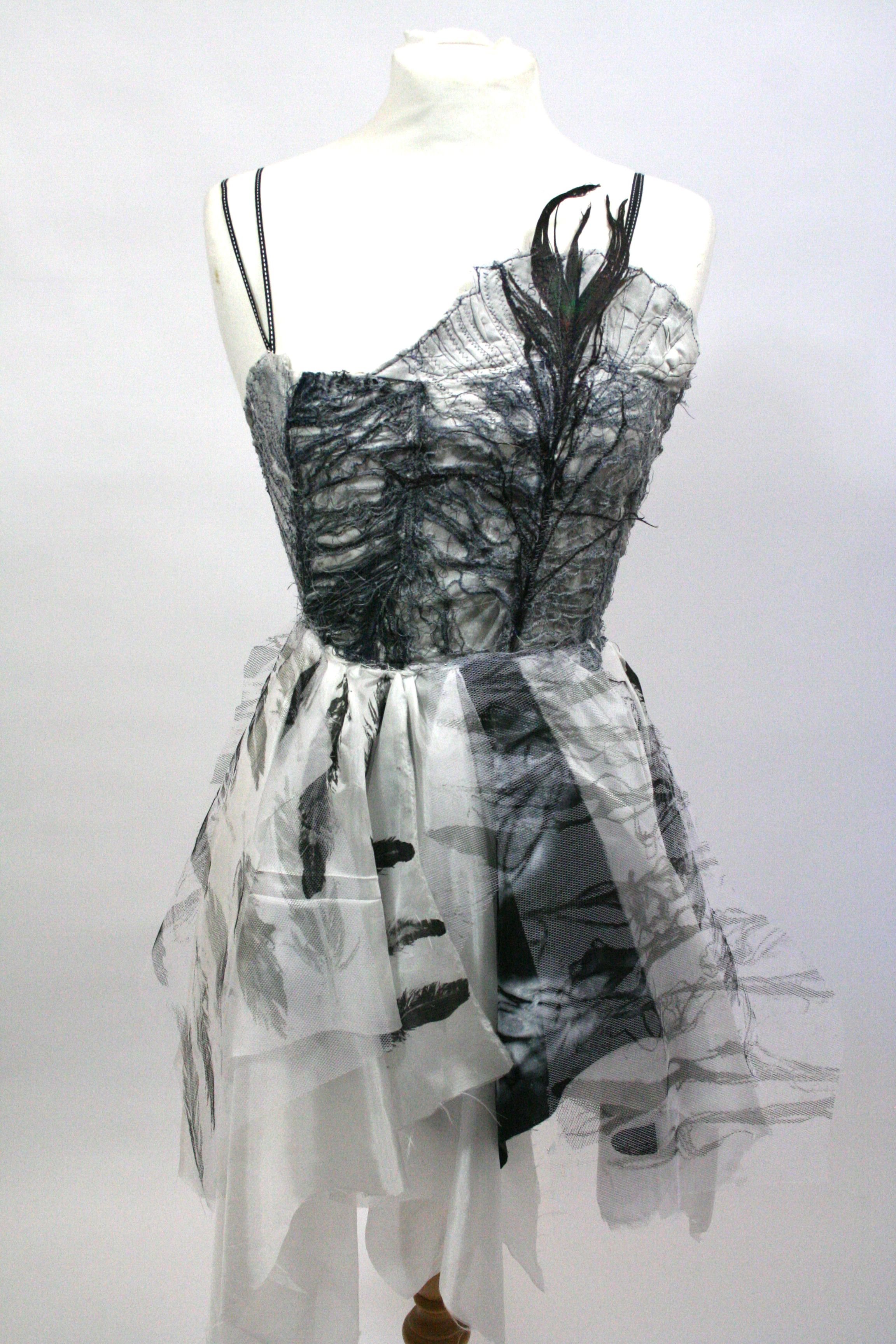 HIGHER DESIGN OUTCOME TEXTILE DESIGN MORRISONS ACADEMY   Fabric ... 5a04809c242