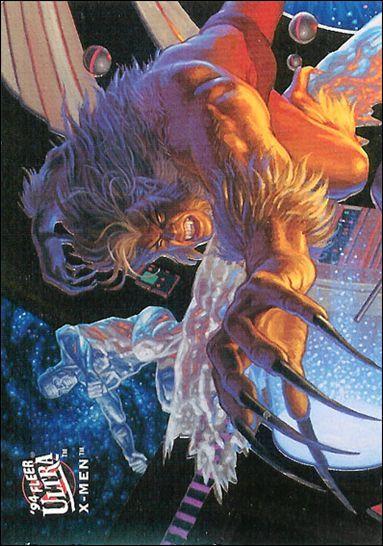 Sabretooth & Iceman ('94)