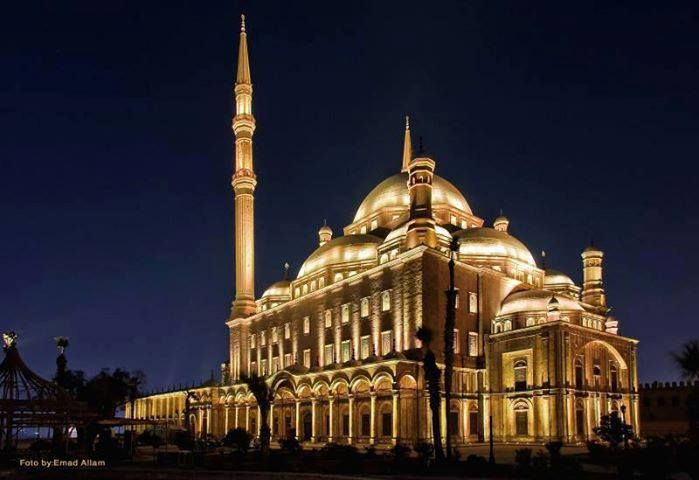 Mohammed Ali Mosque So amazing . Egypt