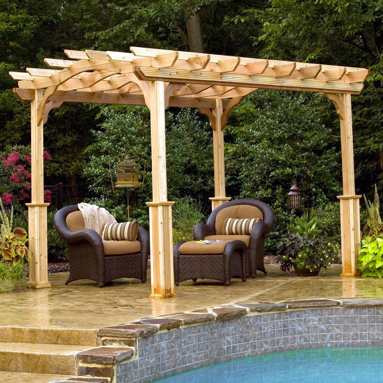 Sams Club $ 1625 Suncast Cedar Pergola - Sam's Club - Sams Club $ 1625 Suncast Cedar Pergola - Sam's Club Outdoor
