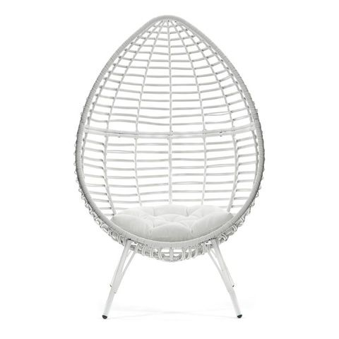 Teardrop Wicker Chair Home U0026 Co