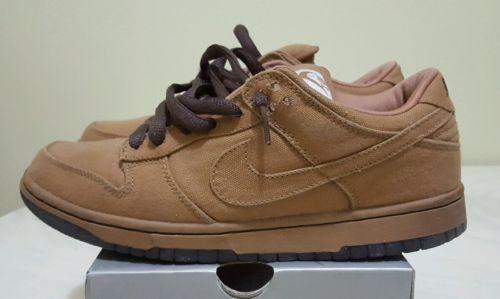 best sneakers 2084d b7094 Nike SB Dunk Low Carhartt Grey Box Sz 8 Jordan Penny Lebron ...