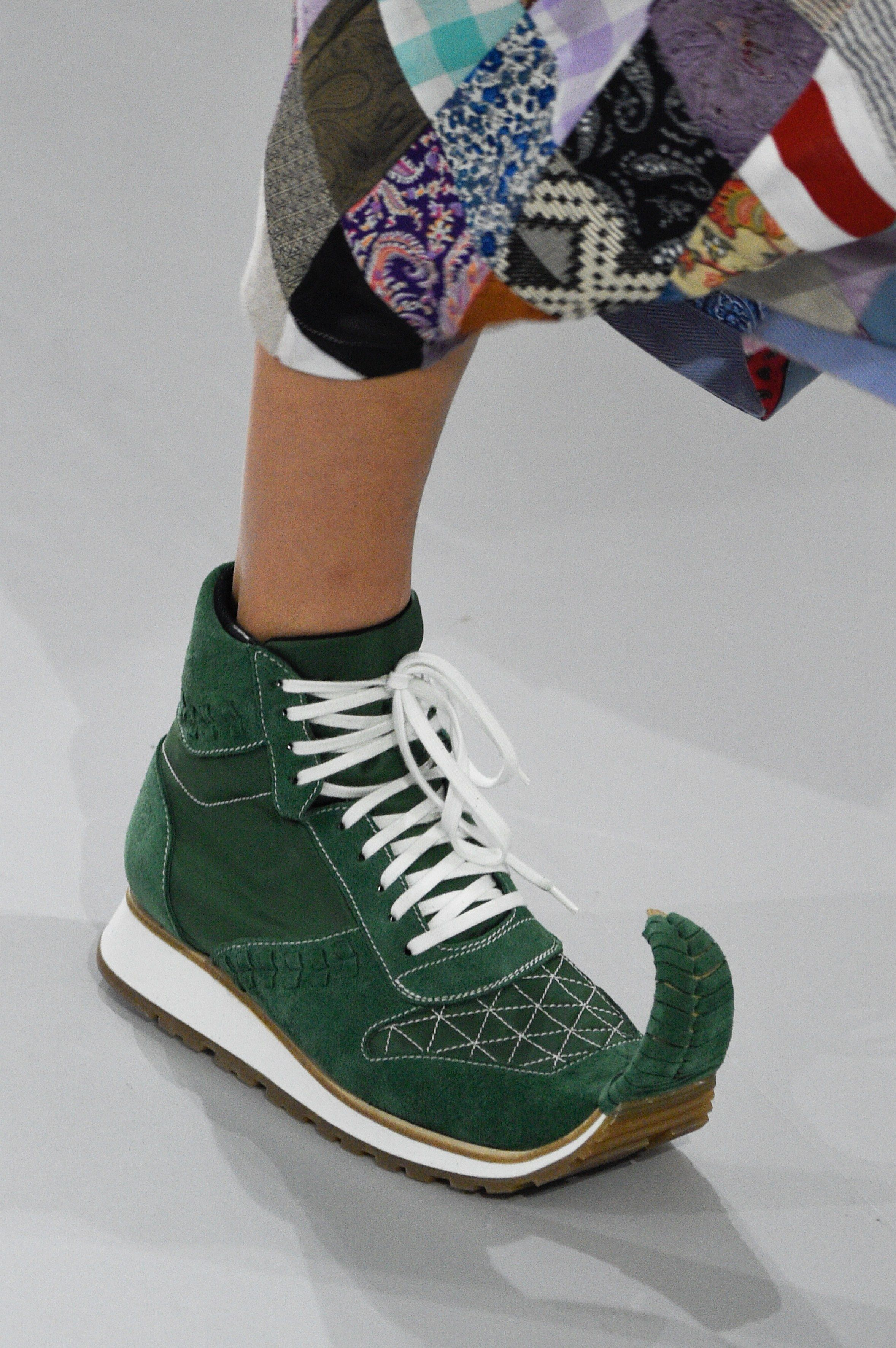 7d14f1f10d9b Jonathan Anderson is behind this season s most surprising emerging trend   Pointy elf shoes