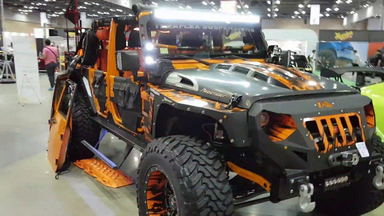 New Fully Modified Jku Jeep Wrangler Addicticon 2 O Mods Mods