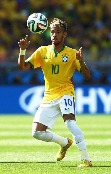 Neymar Photos Photos Brazil V Chile Round Of 16 2014 Fifa World Cup Brazil Neymar Neymar Brazil Neymar Jr