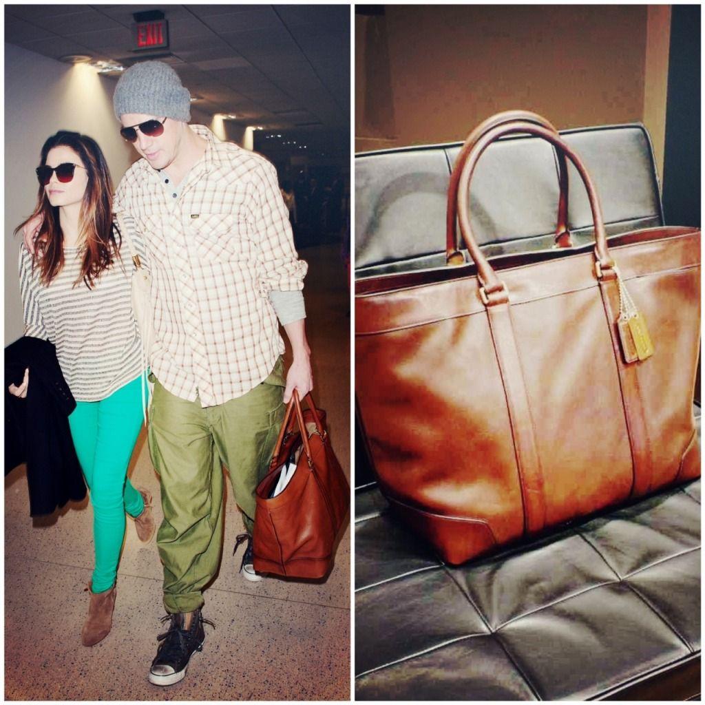MAN Coach Bleecker Legacy Weekend Bag OR SCHOOL bag | Bolsa(s ...