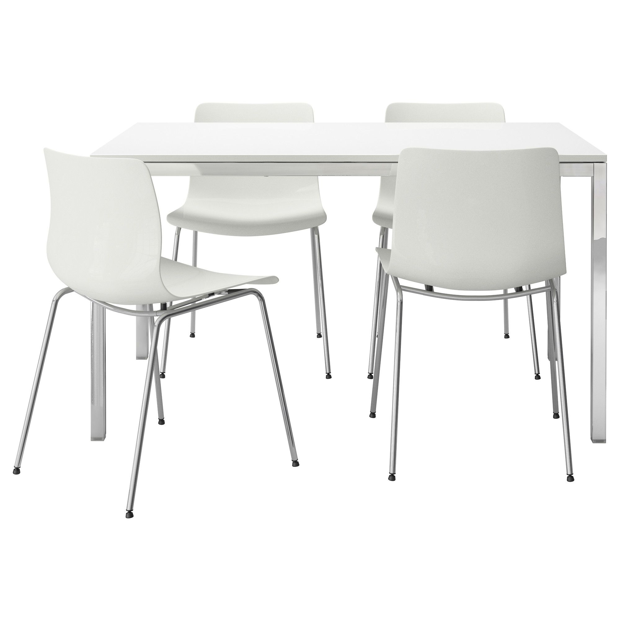 Ikea glass kitchen table - Kitchen Table Torsby Erland Table And 4 Chairs Ikea