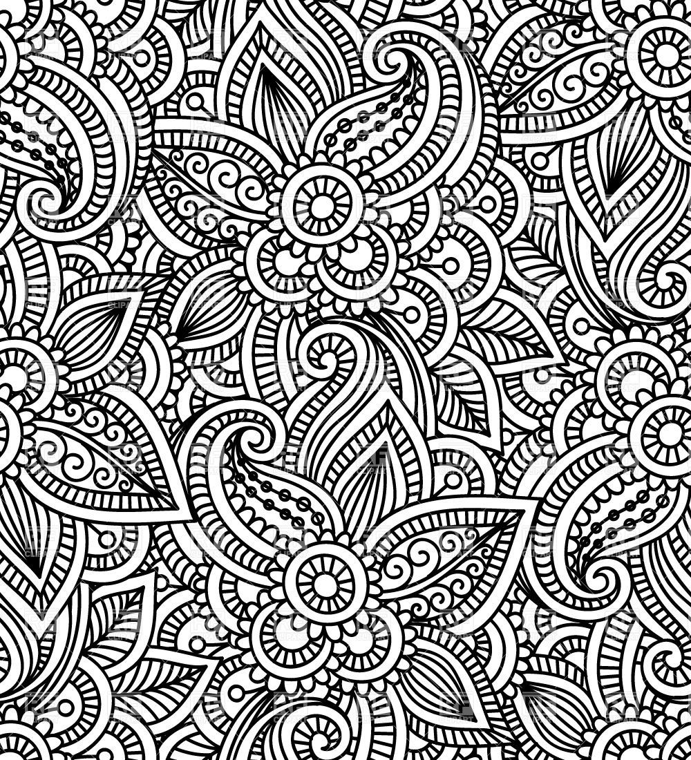 indian patterns and designs black and white wwwimgkid