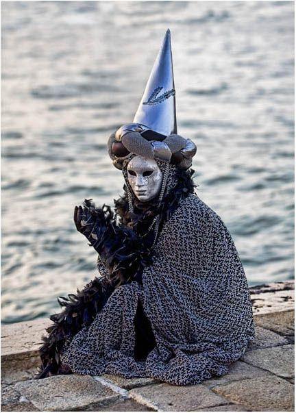 Valerio Perini -  Venice Carneval- Italy