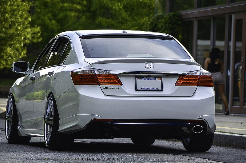 Allan Accord Honda accord sport, Honda accord custom