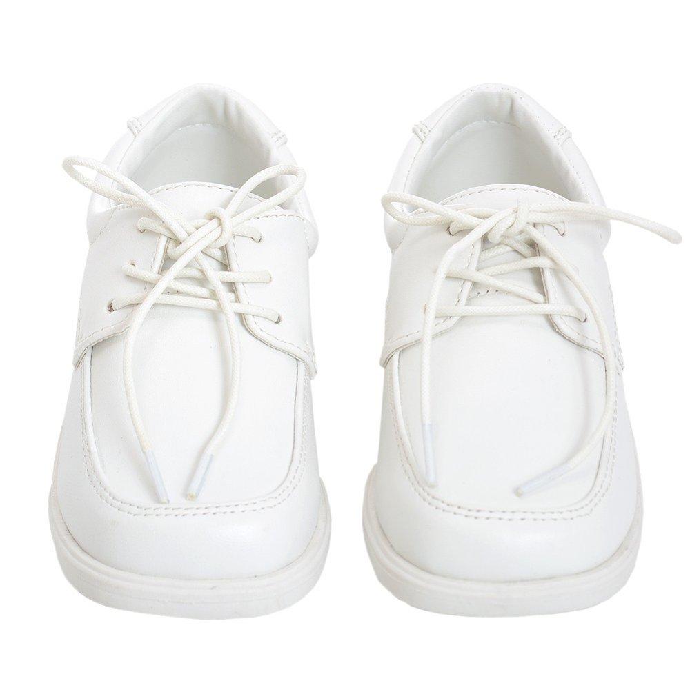 Angel White White Lace Up Oxford Christening Shoe Baby Boy 3 Toddler Boy 10 Walmart Com Christening Shoes Baby Boy Shoes Nike Boy Shoes [ 1000 x 1000 Pixel ]