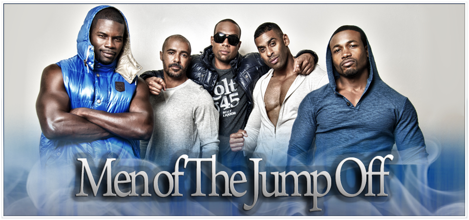 The Sexy Men Of Zanes The Jump Off Look At Teddy With His Pecs Showin Yessir