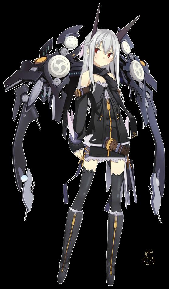 female cyborgs anime - Google Search | La Femme Robotica ...