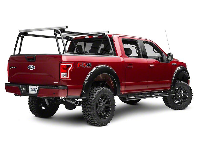 Leitner Designs Active Cargo System Bed Rack (0420 F150