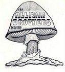 Allman Brothers Mushroom Logo
