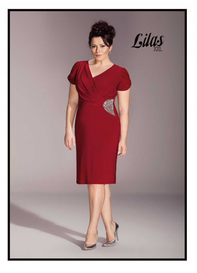 Lilas Xxl Izmir In Buyuk Beden Abiye Giyim Markasi Fashion Dresses For Work Dresses