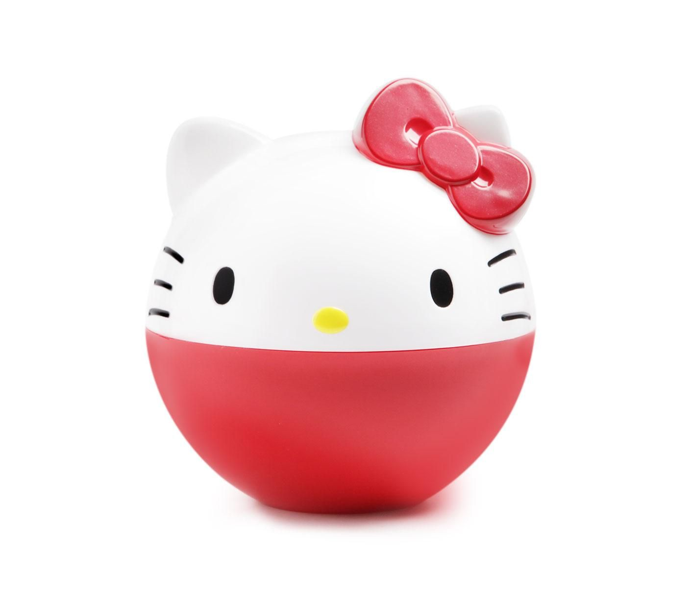 Hello Kitty Sphere-Shaped Lunch Container: Face | Stuff | Pinterest ...