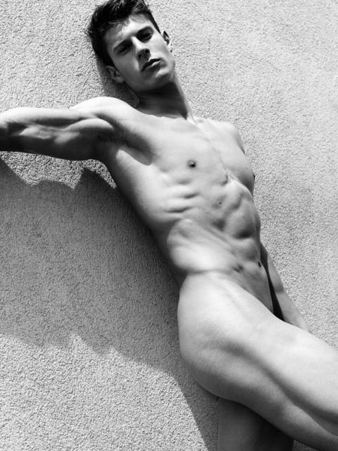 Free gay male model