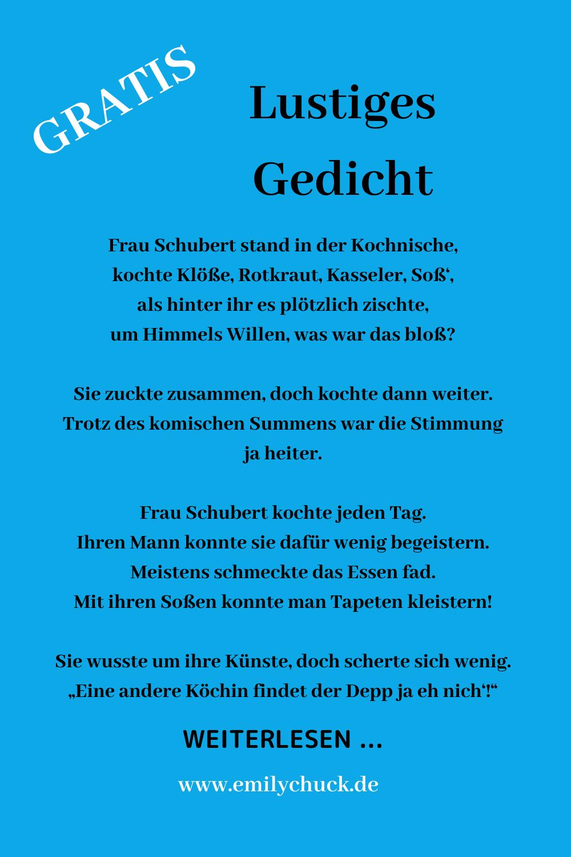 Bei Schuberts Vormittags Halb Elf Lustiges Gedicht Zum Vorlesen In 2020 Geschichten Zum Vorlesen Witzige Gedichte Lustige Kurzgeschichten