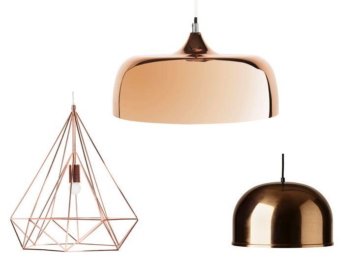 Connu Luminaire cuivre - suspension, lampe nouveautés | Luminaires  GN69