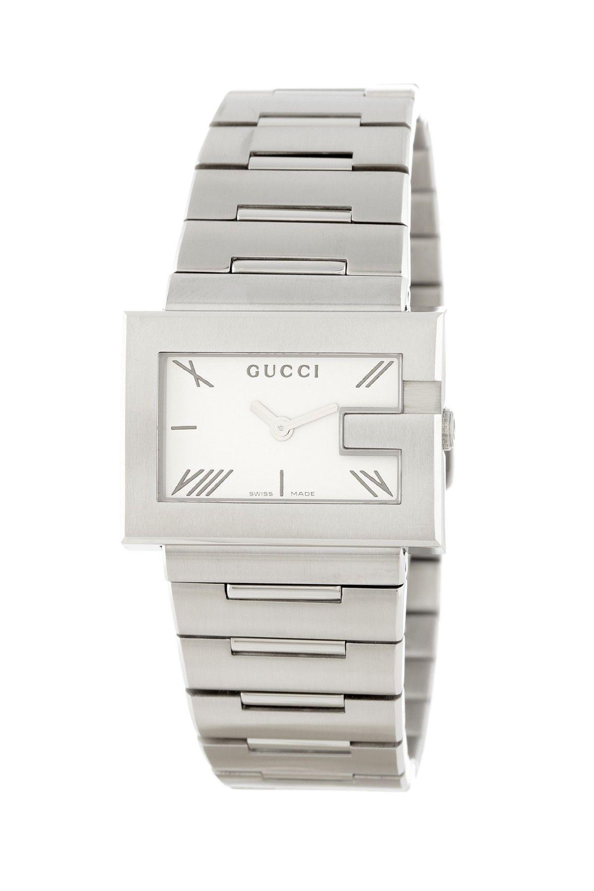 Women's G-Rectangle Bracelet Watch