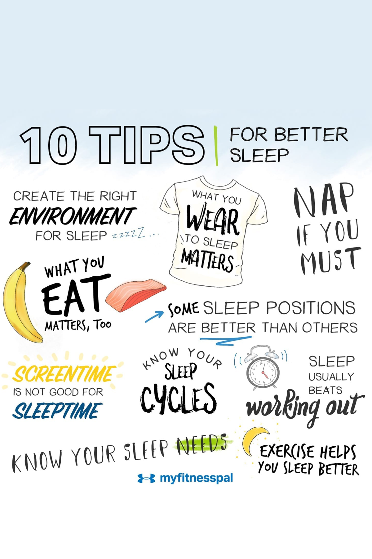 Healthy Habits For Life 10 Tips For Better Sleep In