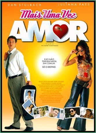 Romance Comedy. Brasil. Two people fall in and out of love over time.