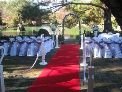 Pin by wedding circle on wedding decorations hire australia view japanese garden auburn decoration and hire photo by fantasy aisles sydney nsw junglespirit Choice Image