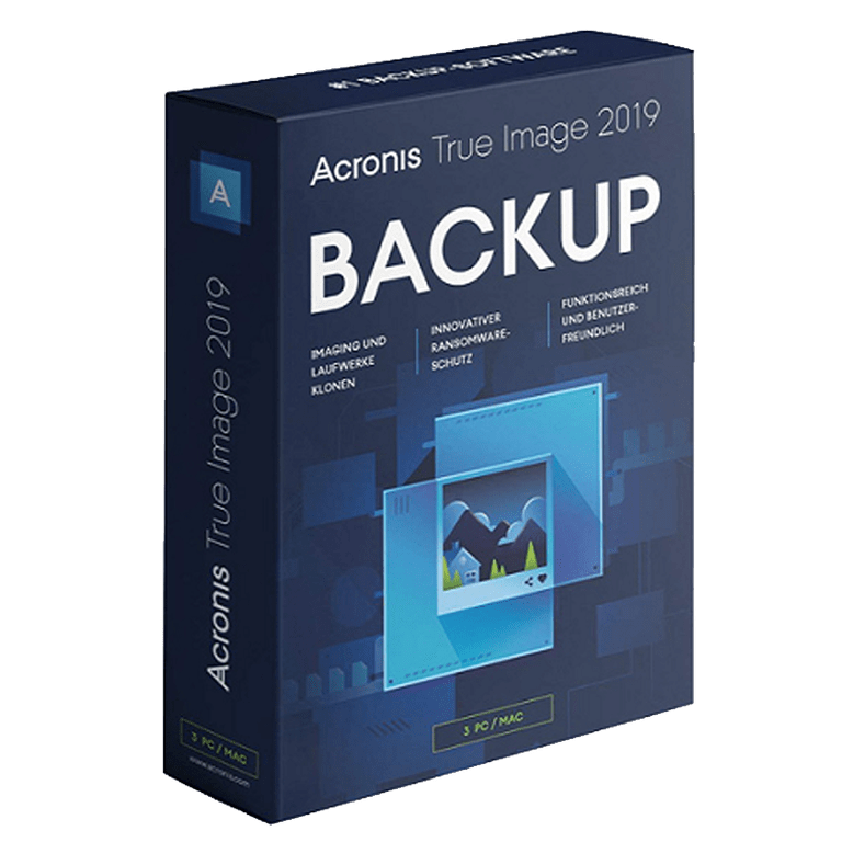 Acronis True Image 2019 Portable My in 2019 Acronis