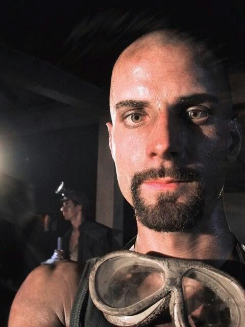 Ollie Riedel. 2 metres of tall, big-eyed gorgeousness!