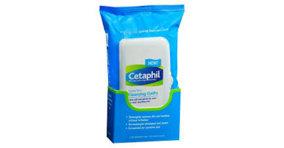 graphic regarding Cetaphil Printable Coupon known as Ceremony Support: Cetaphil Cleaning Cloths particularly $3.62 w Printable