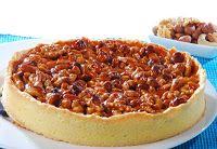 Platos Latinos, Blog de Recetas, Receta de Cocina Tipica, Comida Tipica, Postres Latinos: Torta con Frutos Secos - Receta, Dulce y Postre Cubano