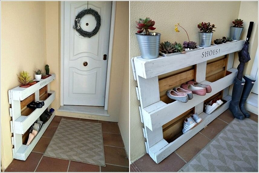Clever Shoe Storage Ideas For An Entryway Con Imágenes