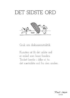 piet hein gruk citater Piet Hein Gruk | Humor, citater og kloge ord | Pinterest | Wisdom  piet hein gruk citater