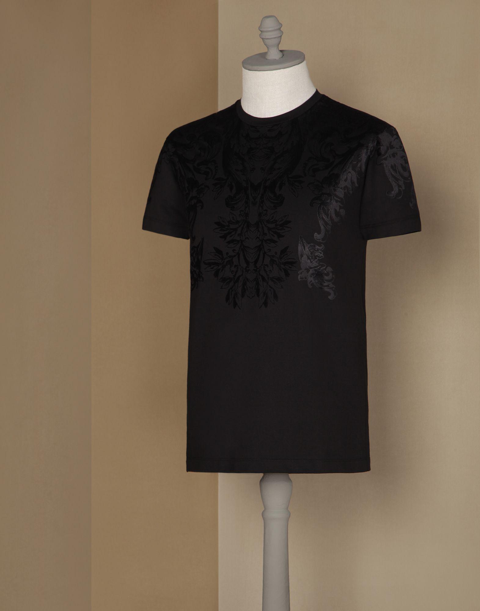 Dolce&Gabbana G8EX6T-G7ZNI Short sleeve t-shirts T-shirts & Polos