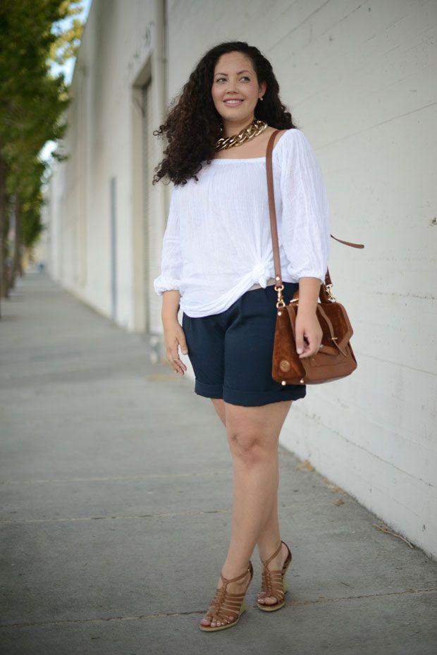 Plus-Size Style Blogger Tanesha Awasthi on Dressing With ...