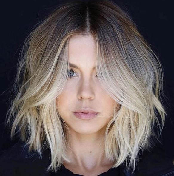 For the Love of Lob: 20 Long-Bob Hairstyles to Ins