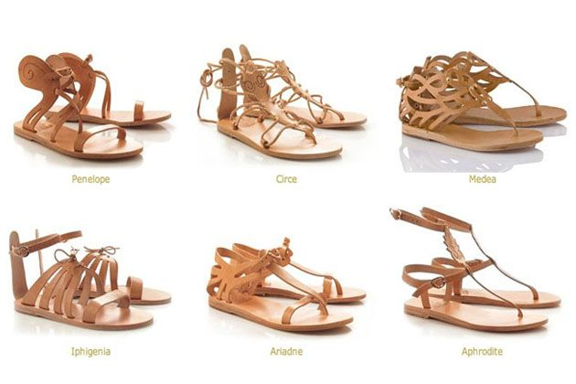Ancient Greek sandals | ancient | Pinterest | Ancient greek ...