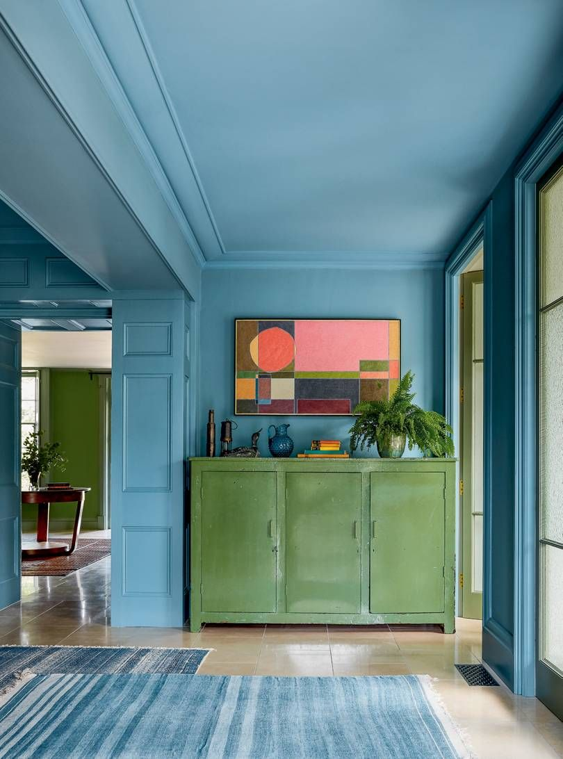 Photo of Top stories of 2020: a modern country house packed with unexpected colour by Nicola Harding