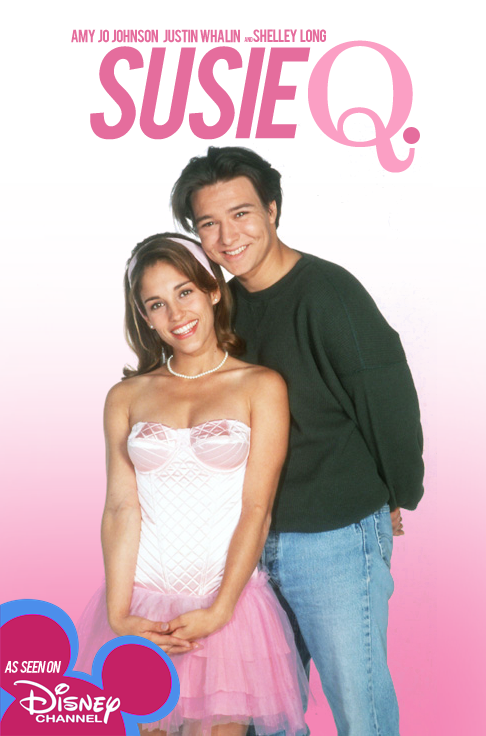 Susie Q A Disney Channel Original Movie from the 90s