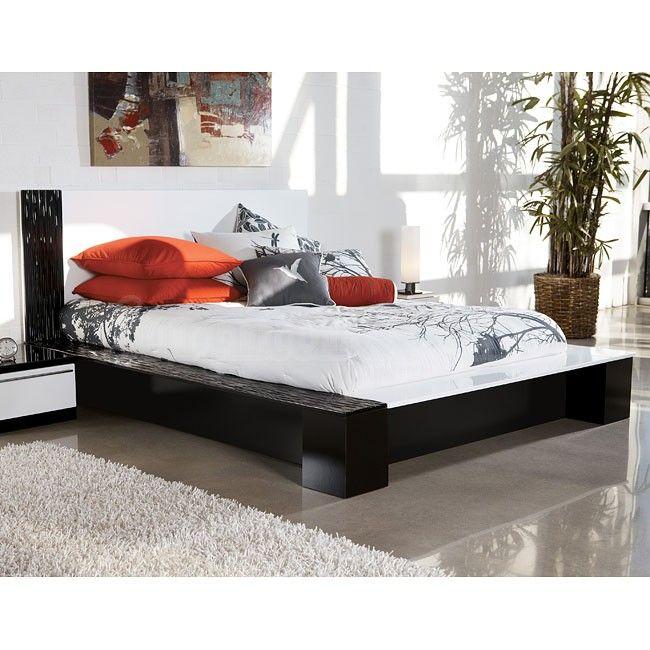 Piroska Platform Bed | FurniturePick Bedroom Ideas | Pinterest